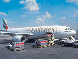 Emirates Airlines currently flies to some 100 destinations in 60 countries, but wants to expand its footprint.