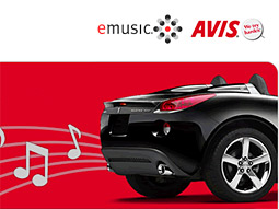 EMusic's MP3s contain zero emissions.