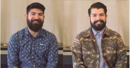 Ali Sooudi and Eric Gonzalez