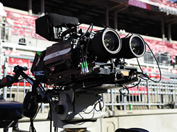 ESPN's exec VP-sales and marketing, Sean Bratches, said all commercial inventory on ESPN 3D will be shot in 3-D, not repurposed or converted from 2-D.