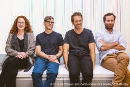 CL Weaver, Eric Zumbrunnen, Kirk Baxter, Matt Murphy