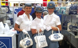 For a company that ceased operations in 1991, Pan Am is hot again.