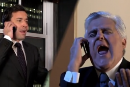 Jimmy Fallon and Jay Leno perform a duet about the changes at 'The Tonight Show'