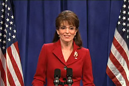 'Saturday Night Live' is enjoying its best ratings since the mid-1990s thanks to Tina Fey's performances as Gov. Sarah Palin.