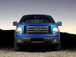 Ford's F-150 pickup was among the top 10 selling vehicles, according to Jumpstart's research.