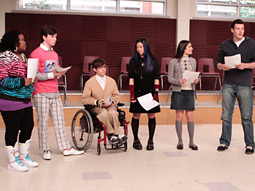 Fox's 'Glee' captured 46% of the audience it did the first time, but that's better than other repeats have fared this summer.
