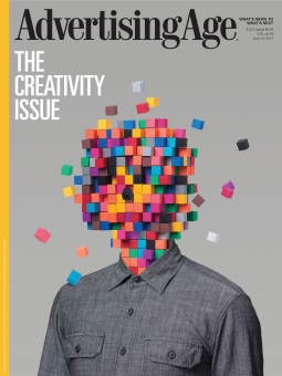 'Portrait of A Creative in the Digital Age,' By Katrina Encanto and EJ Galang -- Lowe and Partners, Bangkok, Thailand