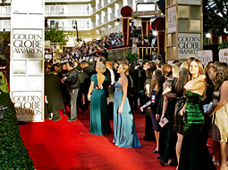 Target Corp., Kraft Foods, L'Oreal and Citigroup were among the bigger advertisers in last year's Golden Globes broadcast.