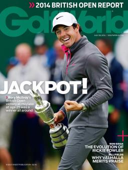 Conde Nast's Golf World magazine is leaving print to go all digital.