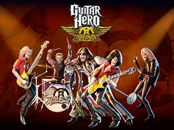 With video games quickly becoming a significant force in music marketing, rock groups like Aerosmith -- who got their own version of Guitar Hero last week -- are starting to take notice.