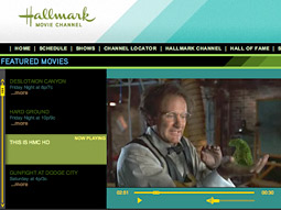 Hallmark's new HD channel joins a roster of other HD networks Starcom will be cutting deals with in the industry's first HD-dedicated upfront.