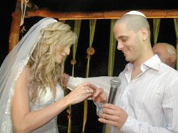 Israel's Ha'Poalim Mortgage Bank sent out dozens of wedding crashers to hundreds of weddings in the Tel-Aviv area.