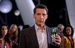 The first three spots of Heineken's new effort star actor John Turturro.