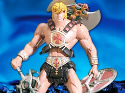 He-Man, Barbie, Hot Wheels and other Mattel brands now have Hollywood representation.