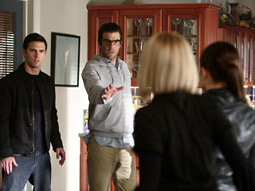The hit keeps taking hits: NBC's 'Heroes'