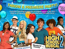 Despite network TV's best efforts, its programming this summer isn't capturing the attention of tweens the way cable -- and in particular Disney's 'High School Musical 2' -- has.