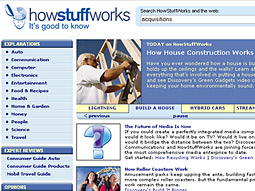 The acquisition of HowStuffWorks also gives Discovery Communications access to a library of text-based content, a good fit for a naturally curious batch of viewers.