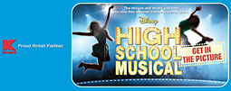 Kmart's integrated marketing program will coincide with the July 20 debut of 'High School Musical.'