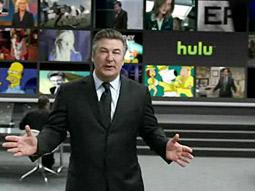 ALEC BALDWIN: Spokesman for online video service.