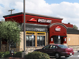 The chain will be using the name 'The Hut' in some of its marketing efforts.