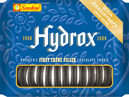 Kellogg is making Hydrox available nationally, but its duration on the shelf depends on consumer demand and actual retail sales.