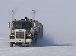 'Ice Road Truckers'