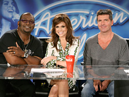 During its first-half run, 'American Idol,' with 4,636 occurrences, was the top program in terms of the number of placements.