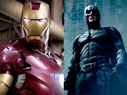 'Iron Man' vs. 'The Dark Knight'