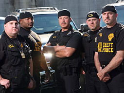State Farm is the integrated sponsor of A&E's new reality series 'Jacked: Auto Theft Task Force.'