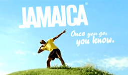 A recent ad for the Jamaica Tourist Board featured Olympic gold medalist Usain Bolt.