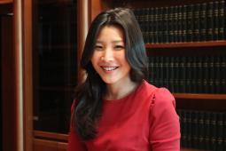 Janet Wang of Alibaba's Tmall