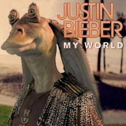 Jar Jar Bieber