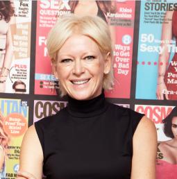 Joanna Coles, editor-in-chief of Cosmopolitan.