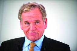 Omnicom CEO John Wren, who once planned a mega-merger with rival Publicis Groupe.