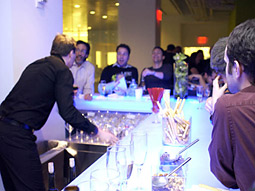 The New Bar@JWT: Officially the best in-office bar Weloader has ever seen.