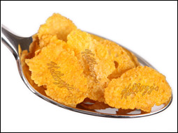 Kellogg has already put vitamin D in Corn Flakes.