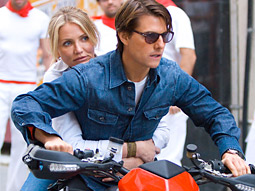 'Knight and Day' only grossed just over $20 million opening weekend.