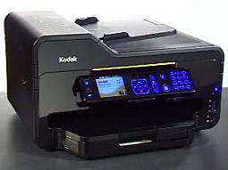 Kodak is looking to grow in the inkjet business in 2009.