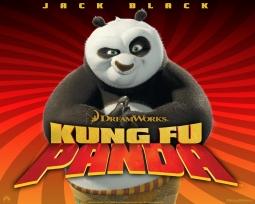 'Kung Fu Panda' from DreamWorks Animation