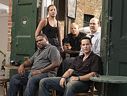 Anthony Anderson and Cole Hauser head the cast of Fox's 'K-Ville.'