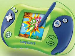 Leapfrog sells electronic learning toys in 35 countries.