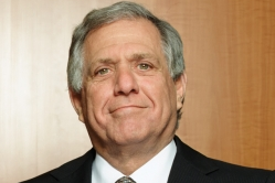 CBS Corp. CEO Leslie Moonves
