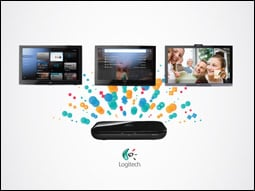 Logitech has already started to advertise the hardware.