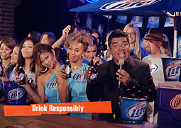 MillerCoors' Miller Lite brand will be a featured sponsor of 'Lopez Tonight' throughout the summer.