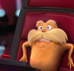 A promo for the Lorax's appearance on NBC's 'The Voice'