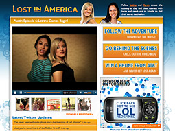 The premise of AT&T's series is that iJustine and blogger Karen Nguyen get lost together in various locales such as Austin and Anchorage, and have to solve various mysteries of their surroundings using AT&T phones.