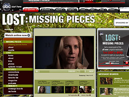 The 'Missing Pieces' episodes clock in at just a few minutes each and revisit relationships and events from seasons past.