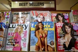 Magazines are trying to counter years of declining ad-page sales with a promise that print advertising works.