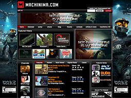 Eighty percent of users in a recent Machinima.com survey said they bought a new game after watching it in videos on the site.
