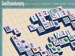 Good Housekeeping's Mah-Jongg site